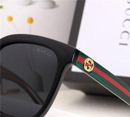 Tasarımcı Güneş Gözlüğü Lüks Güneş Gözlüğü Şık Moda Yüksek Kalite Polarize Mens Womens için Cam UV400 Kutusu ile 6 Stil Küçük Arı ... nereden