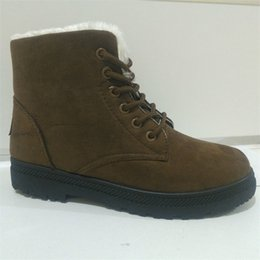 mycolen brand casual winter boots vintage style brown uk