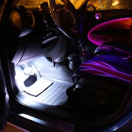 Luz universal decorativa interior del piso de la lámpara de la atmósfera del coche LED para BMW Mini Cooper F54 F55 F56 R60 R55 R56 desde fabricantes