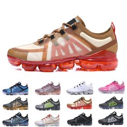 plastik-sneaker-boxen Rabatt Nike Air Max Mit Box 2019 Casual Plastic Drop Vap oder Schuhe TN Plus Maxes Shock Freizeitschuhe Run Utility Fashion Mens Sports Sneakers