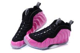 2018 Hommes Chaussures De Basketball Penny Hardaway Polarisé Rose Métallisé Argent Noir Blanc Hommes Baskets De Sport Foam One Chaussures confort ? partir de fabricateur