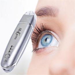Canada EMS galvanique spa masseur facial machine de levage bio micro courant pour yeux yeux cercles sacs élimination des rides anti vieillissement machine avec clip Offre