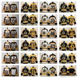 2019 camisetas de hockey nhl montreal canadiens 2019 Clásico de invierno Boston Bruins Charlie Mcavoy Jersey Jake DeBrusk Chara Patrice Brad Marchand Bobby Orr Cam Neely David Pastrnak Hockey