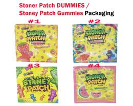 Deutschland Holographische Erdbeere STONER PATCH DUMMIES Stoney Patch Verpackung Gummies Geruchssichere Taschen Stoney Patch Kids Runtz Kids Gummy Mylar Taschen Versorgung