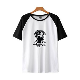 2021 eminem camiseta 2pac T-shirt Men Tupac Makaveli T Shirt Rapper Biggie Smalls Snoop Dogg Eminem Jay-z J Cole 21 Savage Shirt Hip Hop Clothing eminem camiseta barato