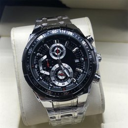 19 montres de luxe choquantes de haute qualité EF tous les pointeurs travail chronographe montres à quartz royal pam casual montre-bracelet gg1000 ? partir de fabricateur