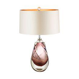 2020 modelle studieren lampen Moderne einfache Luxus Tischlampen Kristallkunst Tischlampen Mode Kreative Tischleuchten für Modell Zimmer Schlafzimmer Wohnzimmer Study rabatt modelle studieren lampen