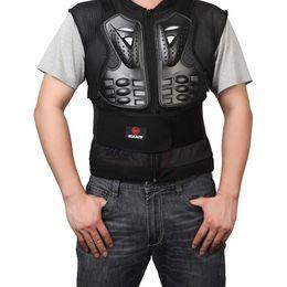 2019 chaleco de engranajes Sulaite Motocicleta Sin manga armadura Chaquetas Esquí Body Armor Protección Espina Pecho Protector de espalda Chaqueta de engranaje protector Chaleco chaleco de engranajes baratos