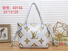 2019 amerikanisches mädchen einkaufen 3A + marke frauen luxus handtaschen designer tasche umhängetaschen leder hohe qualität Große kapazität einkaufstasche 3 farbe wählen