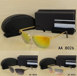 a68d2a4c4b5db eyeglass styles women Australia - Top Brand grandmaster Design mens or  woman Sunglasses with origianal box