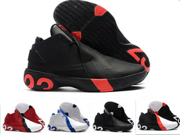 23 Ultra Super Fly 3 X Slam Dunk MVP Scarpe da basket Uomo Bianco Zapatillas Sneaker da ginnastica Sport Scarpe taglia 40-46 cheap slip basketball shoes da scarpe da basket di scarpe fornitori