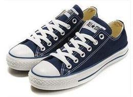 ÜST kalite Fabrika fiyat promosyon fiyatı! Femininas kanvas ayakkabılar kadın Kızlar, yüksek / Düşük Stil Klasik Kanvas Ayakkabılar Sneakers Tuval Ayakkabı nereden