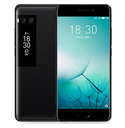 2019 android chinese fernseher Instock Meizu Pro 7 Pro7 4G LTE 4GB 128GB MTK p25 Octa Core Handy 5,2