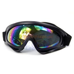 Occhiali da sole del pattino online-Occhiali anti-fog Occhiali antipolvere antivento UV400 Skate Occhiali da sci da sci Eyewear