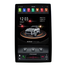 Telefones de texto on-line-12,8 polegadas Rotatable PX6 6 Core 4 + 32G Android 9.0 DSP Universal 2 DIN CAR DVD Radio Player