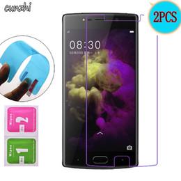 защитная пленка для экрана мобильного телефона Скидка 2 ШТ. Для Doogee BL7000 Ultra Clear TPU Nano Взрывозащищенный Протектор Экрана Для Doogee BL7000 Защитная Пленка для Мобильного Телефона