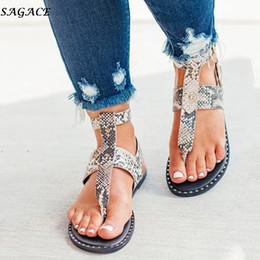 3c57222bc комфорт плюс обувь Скидка SAGACE Летние сандалии на плоской подошве женские  летние легкие туфли женские сандалии