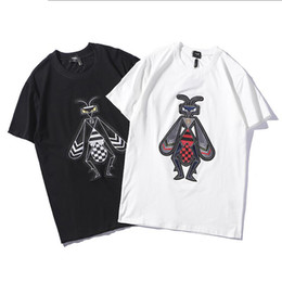 Deutschland Fans T Schwarz Weiß Mode Sommer Männer T Shirts Sommer Baumwoll Tees Skateboard Hip Hop Streetwear T Shirts Versorgung