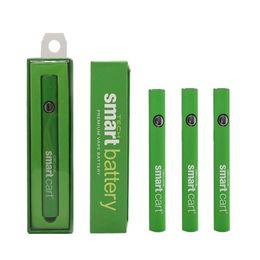 kit de cigarrillo electronico vision Rebajas Cartucho inteligente de precalentamiento de la batería 380 mah Baterías de precalentamiento VV Vape Pen 510 Rosca para 92A3 Cartucho CE3