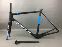 TAIWAN brand FASTERWAY PRO carbon road frameset 3K weaves carbon bicycle frame:carbon Frame+Seatpost+Fork+Clamp+Headset,free ems