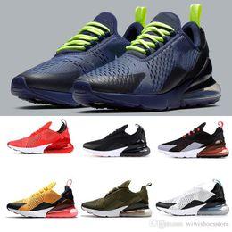 moda scarpe nuovo modello Sconti nike air max 270 shoes scarpe sportive Vendita calda nuovi modelli Uomo aria Triple Nero bianco rosso Scarpe Donna moda scarpe taglia 36-45