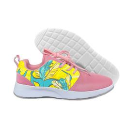 Мультфильм обувь продажа онлайн-Распродажа! Женская обувь Обувь Красочные дышащие мультипликационные кроссовки для женщин Оксфорд