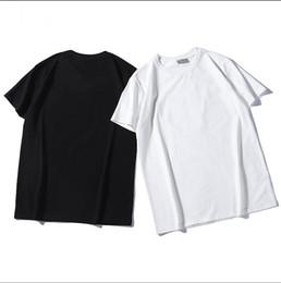 chicos rock tees Rebajas 2019DI.OR 100% algodón letra impresa hombres camiseta transpirable casual hombres camiseta o-cuello mujeres tops camisetas