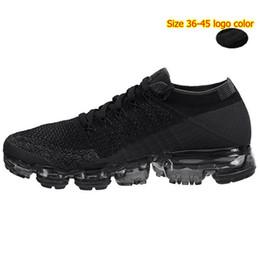 sports shoes 0f12e 13555 Nike air max vapormax airmax Con Box 2018 1.0 Chaussures Fashion Designer di  lusso Red Bottoms Sneakers Bianco Nero Dress De Luxe Sneakers Uomo Donna  Scarpa ...