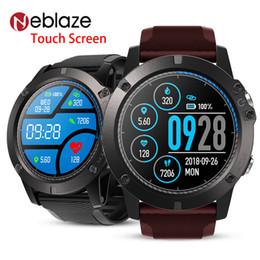 2020 pista intelligente TOUCH SCREEN Smart Mens Orologio digitale Bluetooth impermeabile cronometro da polso sportivo Smartwatch Fitness Track Monitor meteo pista intelligente economici
