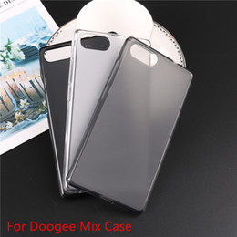 Doug Mix Рука Shell Мобильный телефон Doogee Mix Защитить оболочку Тпу Пудинг Кожаный чехол Исходный материал от