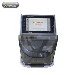 Argentina Xhorse iKeycutter Máquina de corte de llaves automática CONDOR XC-MINI Master Series Reemplazo de CONDOR XC-007 Actualización en línea Suministro