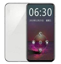 Telefones de 16gb on-line-6.5 polegadas Tag verde Sealed Goophone 11 pro max Android 7.0 Quad Core MTK6580 1GB 16GB 1520 * 720 HD 13MP 3G Dual Sim Telemóveis