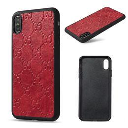 Ventas calientes Modelos de moda de lujo Teléfono Contraportada Diseño Funda de teléfono para iPhone X 8P XR XS envío de la gota desde fabricantes