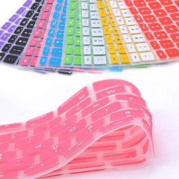 2019 lenovo ideapad s Красочный силиконовый чехол для защиты кожи для США Apple Macbook Pro 13 15 17 pro Air 13 Мягкие наклейки на клавиатуру 9 цветов