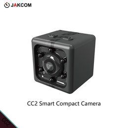 Caméra lecteur mp3 en Ligne-JAKCOM CC2 Compact Camera Vente chaude dans Sports Action Caméras vidéo comme montre-bracelet montre lecteur mp3 caméra furtive doogee