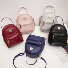 4600231b763e4 2019 Geldbörsen Korean Fashion Kids Handtaschen Kleine Mädchen Geschenke  Kleinkind Geldbörse Kid Mini Messenger Bag Kinder PU Leder Shell One  Shoulder Bag ...