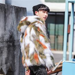 Nueva ropa de abrigo de invierno Ropa gruesa de piel sintética con cremallera chaqueta con capucha sudaderas con capucha hombre cálido M, L, XL, 2XL, 3XL, 4XL desde fabricantes