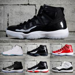 11 Space Jam Bred + Nummer 45 neue Concord Retro Basketball Schuhe Kinder Männer Frauen Schuhe 11s rot Navy Gamma Blue 72-10 Sneakers von Fabrikanten