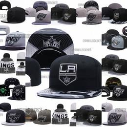 Sombrero ajustable bordado bordado con gorrita tejida con gorro de punto de  hockey sobre hielo de Los Angeles Kings para hombre Gorros bordados con  bordado ... e90acaa1ee7