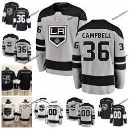 Discount jersey hockey campbell - 2019 New Alternate Jack Campbell Los  Angeles Kings Hockey Jerseys Mens 91279ce7a