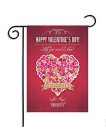 2019 corações valentim Feliz dia dos namorados bandeira doce coração decorativo Feliz dia dos namorados jardim bandeira casa decoração de casamento desconto corações valentim