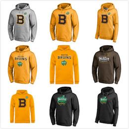 Custom 2019 Winter Classic Logo Event Pullover Hoodie Jersey Boston Bruins  Brad Marchand 37 Patrice David Pastrnak Zdeno Chara Hockey Jersey 12b4e6cbc