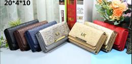 Multi tarjeta de billetera mujeres online-Señora de la moda bolso de embrague billetera bolsa de moda Marca de lujo pequeña bolsa cuadrada diseñador paquete de tarjeta de diseño de múltiples capas MK mujer # 2021