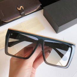 pc песни Скидка 1038 Мода поп-песня дизайнерские очки дамы простые повседневные очки стиля высшего качества и случая