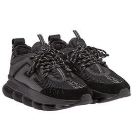 Zapatillas de tela online-Reacción en cadena 6cm Medusa Shoes RP Link-Relewed Sole zapatillas de deporte Entrenador antideslizante Casual para hombres Mujeres Telas Zapatos casuales con bolsa para el polvo