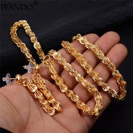 2019 conjuntos de joyas de francia joyería de la boda joyería collar de Phoenix Wando la cola de la pulsera del collar y los pendientes para las mujeres árabes de África Francia regalo del partido conjuntos de joyas de francia baratos
