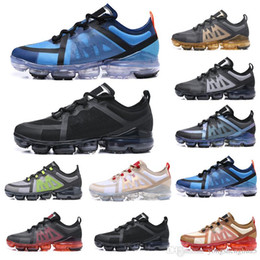 nike Vapormax air max airmax 2019 flair Coussin femmes Chaussures De Course Run Utilitaire Triple Black Prune Craie Hommes Designer Sneakers Sport Baskets Taille 36-45 ? partir de fabricateur