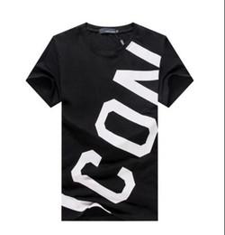 Markalar yeni Hip Hop DS2 simgesi erkek t-shirt Kısa Kollu Pamuk tops tee poloshirt gömlek erkekler teel kalça 3g Tasarımcılar erkek kadın t shirt 07 nereden