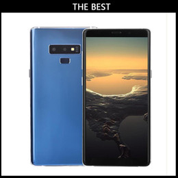 hot camera store Promo Codes - HOT Goophone note 9 6.4inch Real Touch ID 3g Lte Phone Quad Core 1G Ram 16G Rom Add 64G Card Unlocked Smartphone Goophone note9