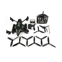wltoys quadcopter Rabatt WLtoys Q353 3 in 1 wasserdichte RC Quadcopter 2.4G Drohne mit Air Land Sea Mode Höhe Hold Headless Mode RTF